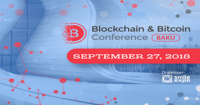 Blockchain & Bitcoin Conference Baku пройдет 27 сентября в Азербайджане